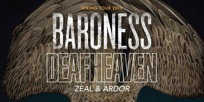 Baroness & Deafhaven