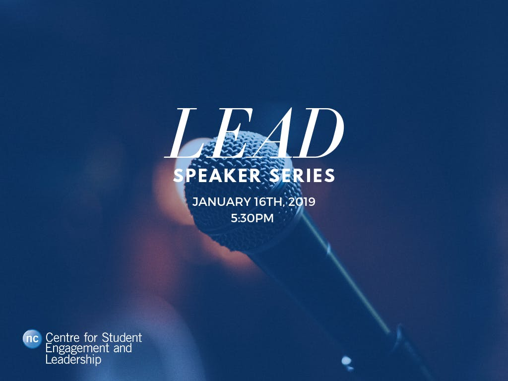 LEAD Speaker Series: Alumni Panel (January 20