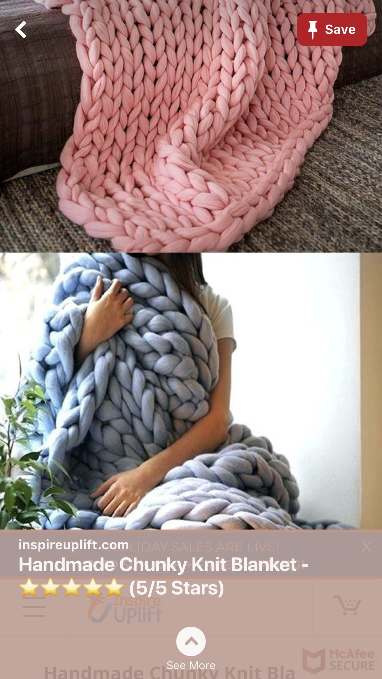 Holiday Blanket Makin' Mixer!!! 12/20