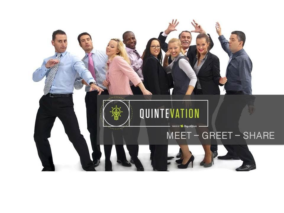 QuinteVation MeetUp at Signal Brewery