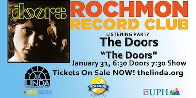 "The Doors \""The Doors\"" Rochmon Record Club Listening Party"