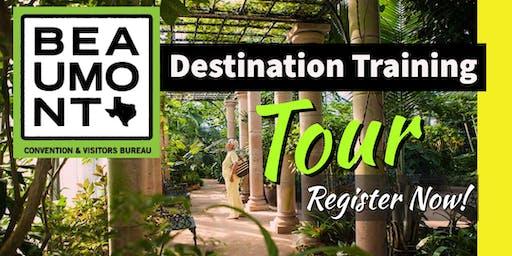 Beaumont Hospitality Training September 2019 Tour
