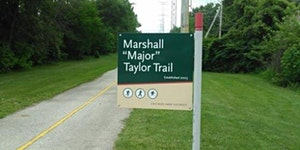Major Taylor Trail Park Earth Day Clean-Up
