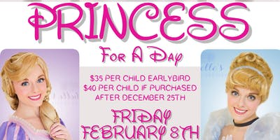 Princess For A Day! SECOND DATE