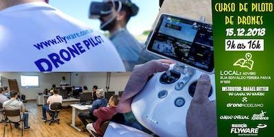 DroneXPerience - Curso de Operação de Drones - Promo