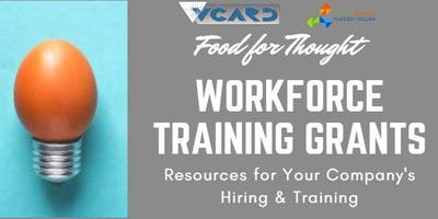 Food for Thought: Workforce Grants