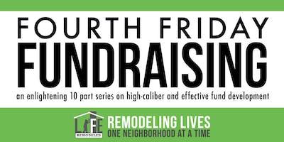 Fourth Friday Fundraising