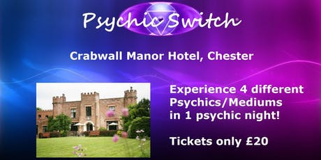 Psychic Switch - Chester tickets