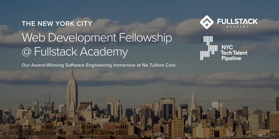 NYC Web Development Fellowship at Fullstack Academy - Info Session