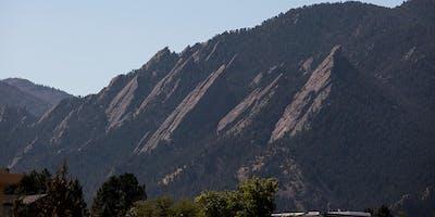 Traverse Boulder- 2019
