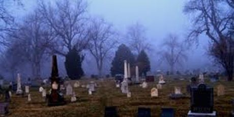 History Mystery Event at Fairmount Cemetery tickets