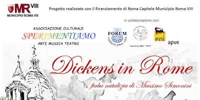 Dickens in Rome dal 18 al 19 dicembre