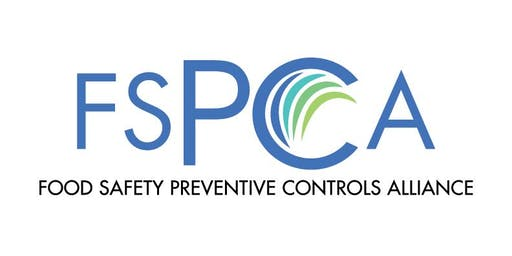 FSPCA Preventive Controls for Human Food Participant Course | IFSH | NOVEMBER 2019
