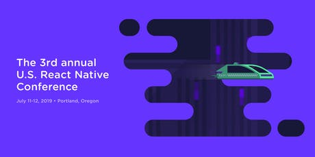 Chain React 2019: The US React Native Conference tickets