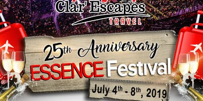Essence Festival 2019 Hotel and Party Packages are Still Available