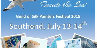 """Beside the Sea"" UK National Silk Festival 2019"
