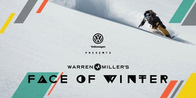 "Volkswagen presents Warren Miller's ""Face of Winter"" at SB Presidio"
