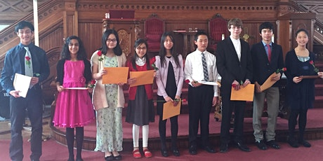 2020 Lilias Schmidt Young Musicians Honors Recital tickets
