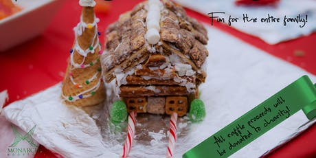 Annual Gingerbread House & Cookie Decorating Party tickets