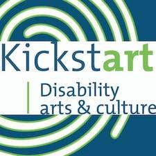 Kickstart Disability Arts and Culture logo