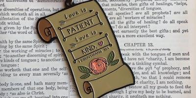 2019 Love is Patient 5K, 10K, 13.1, 26.2Eugene