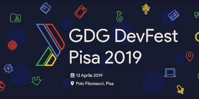 GDG DevFest Pisa 2019