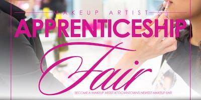 Makeup Artist Apprenticeship Fair