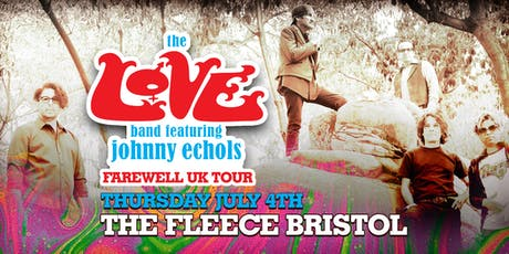 The Love Band ft. Johnny Echols tickets