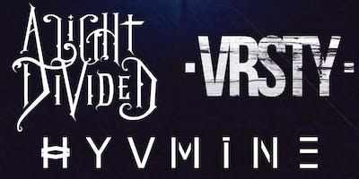 VRSTY, A LIGHT DIVIDED, HYVMINE