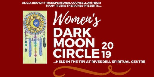 Women's Dark Moon Circle
