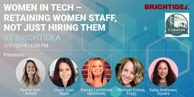Women in Tech: Retaining Women On Your Staff, Not Just Hiring Them