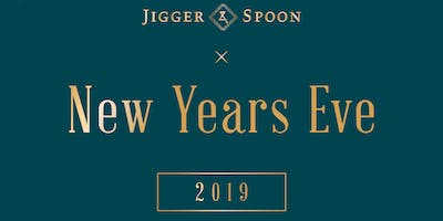 New Years Eve 2018 - Silvester im Jigger&Spoon