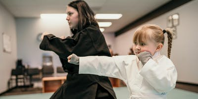 Karate for Kids Ages 4-6