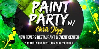 Paint Party with Chris Jigg