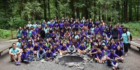 2019 Holt Camp Volunteer Registration tickets