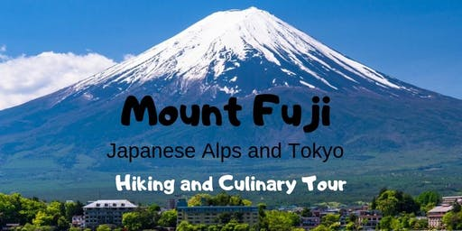 Mount Fuji Japan - Expression of Interest