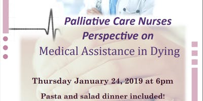 Palliative Care Nurses Perspective on Medical Assistance in Dying