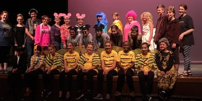SCAC Youth Theatre 2019 Spring Classes