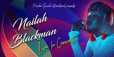 Nailah Blackman Live in Tampa