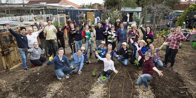 Permablitz Altona! (edible garden working bee)
