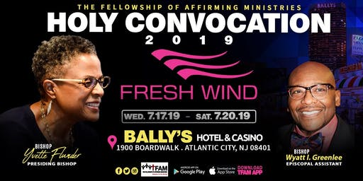 "TFAM 2019 Holy Convocation ""Fresh Wind"""