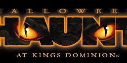 Quantico Single Marine Program (SMP) Halloween Haunt @ Kings Dominion