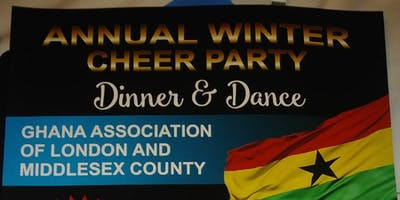ANNUAL WINTER CHEER PARTY