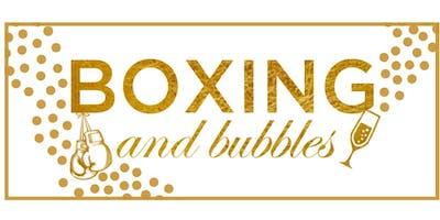 Boxing & Bubbles @ Radio Social