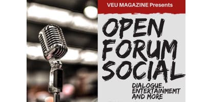 VEU Magazine Open Forum Social