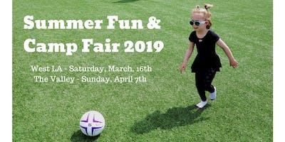 Summer Fun & Camp Fair (Valley)