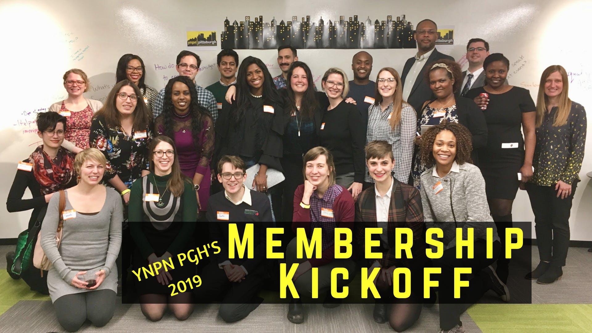 YNPN Pgh's 2019 Membership Kickoff