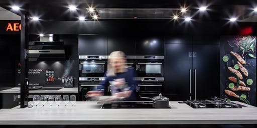 AEG Pre purchase cooking demonstration @ Spartan - Campbelltown
