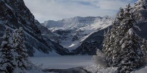 Banff National Park Winter Landscape Photography...