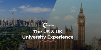 The US & UK University Experience | Toowong